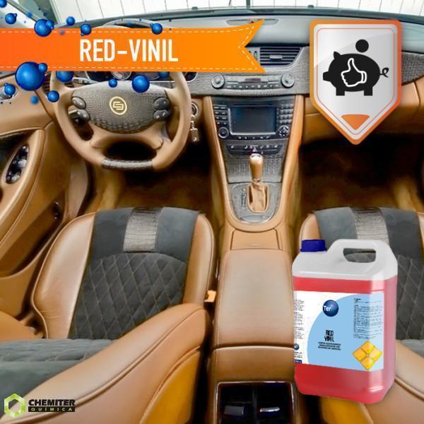 red-vinil