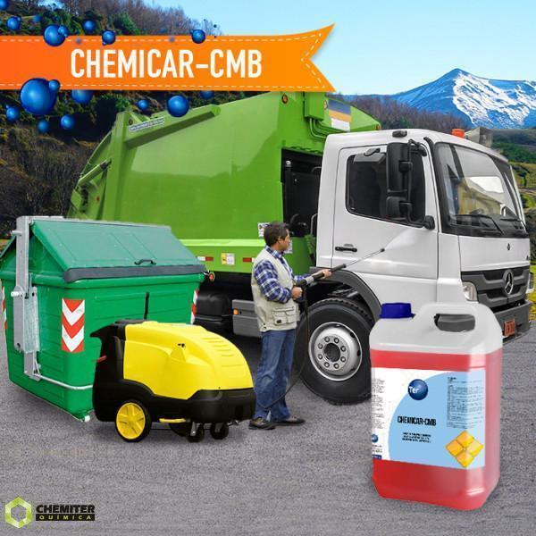 CHEMICAR-CMB