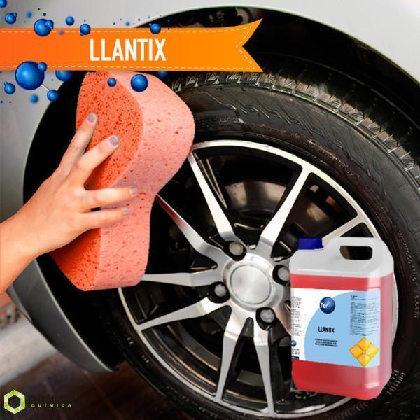 LLANTIX